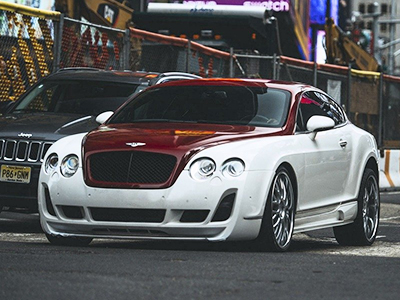 Bentley Continental GT uit Fast and Furious 8