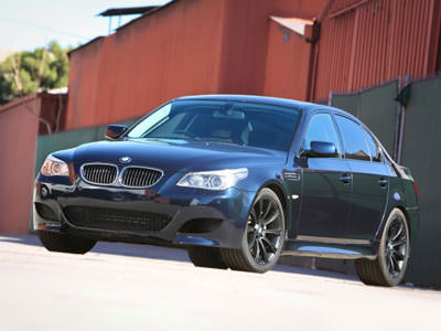 BMW M5 uit Fast and Furious 6