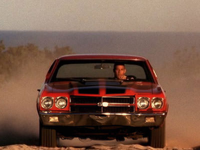Chevrolet Chevelle SS uit Fast and Furious