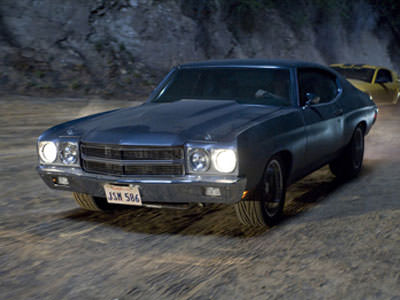 Chevrolet Chevelle uit Fast and Furious