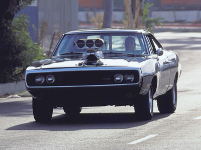 Dodge Charger R/T uit The Fast and the Furious