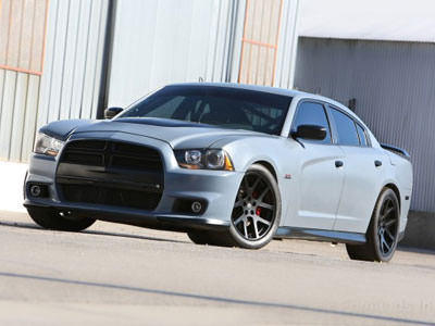 Dodge Charger SRT8 uit Fast and Furious 6