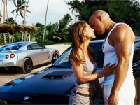 Elena Neves en Dominic Toretto