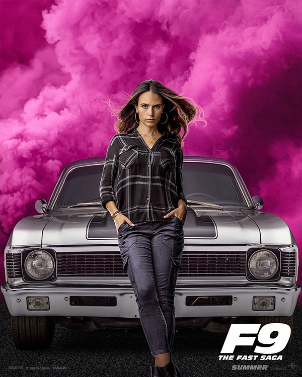 Mia Toretto in Fast and Furious 9
