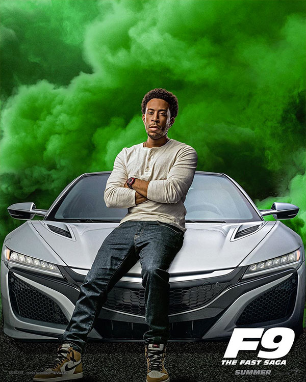 Ludacris in Fast and Furious 9