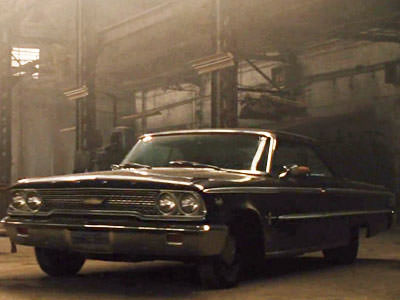 Ford Fairlane uit Fast and Furious 5