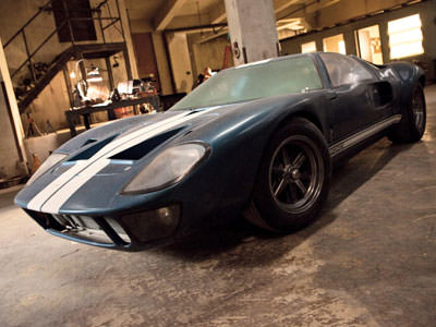 Ford GT-40 uit Fast and Furious 5