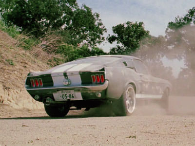 Ford Mustang uit Tokyo Drift
