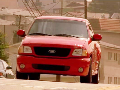 Ford F-150 uit The Fast and the Furious
