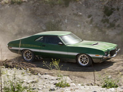 Ford Gran Torino uit Fast and Furious