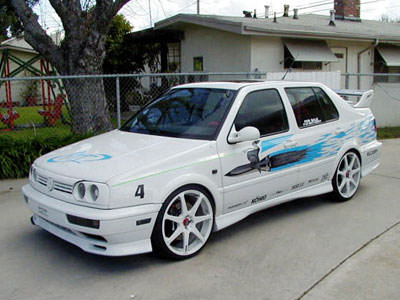Volkswagen Jetta uit The Fast and the Furious