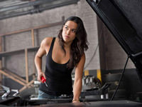 Letty Ortiz in Fast and Furious 6