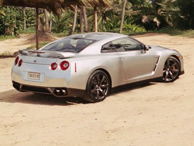 Nissan GT-R uit Fast and Furious 5