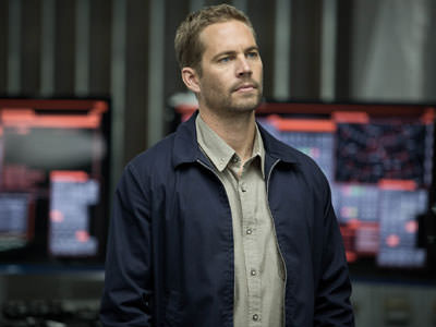 Brian O'Connor (Paul Walker)