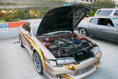 Nissan S14 uit Fast and Furious
