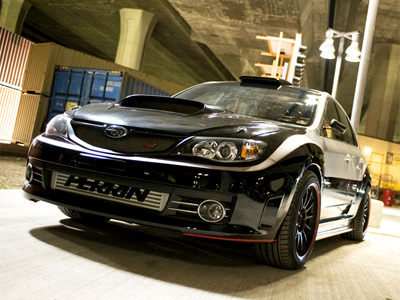 Subaru Impreza uit Fast and Furious