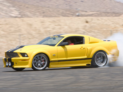 Ford Mustang Tjaarda uit Fast and Furious